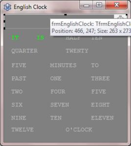english_clock_form