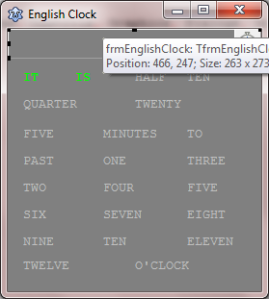 english_clock_form